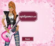 Аня гитаристка