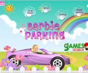 Барби гараж