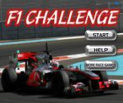 F1 гонщик
