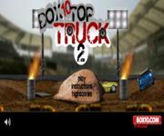 На грузовике