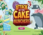 Защити торт Мюнцер