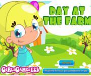 Один день на ферме