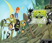 Насекомые атакуют
