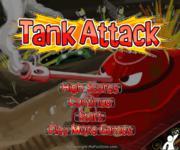 Атака танков