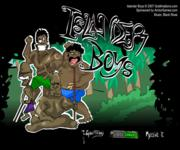 Черные ребята