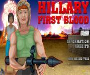 Первая кровь