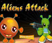 Марсиане атакуют