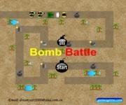 Война бомбочек