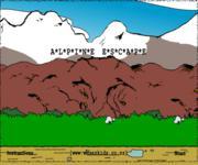 Альпийский побег