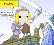 Мини викинг